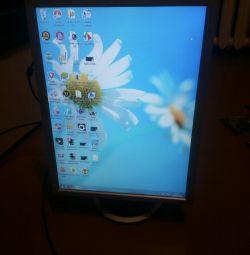 20' экран Samsung вращается весь