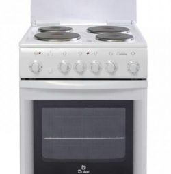New DeLuxe Electric Stove