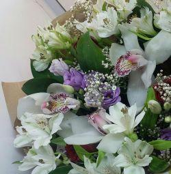 Букети з квітів