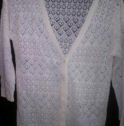 Μπουφάν και μπλούζα