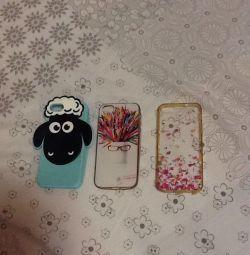 Για 3 περιπτώσεις στο iPhone 5 / 5S