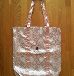 Silk Tous Bag