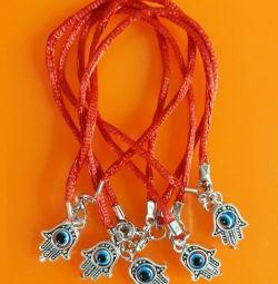 10 pieces. Hamsa from Jerusalem Amulet