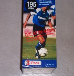 video kasetleri VHS