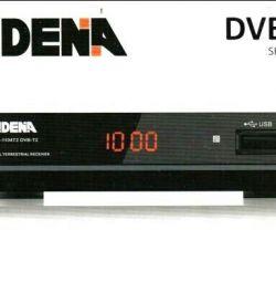 Ресивер цифровий Cadena 1104T2N