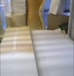 Foam 2000x1200x100mm