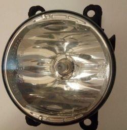 Lampa de ceață Renault Logan