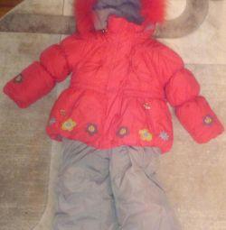 Χειμερινή φορεσιά για παιδιά