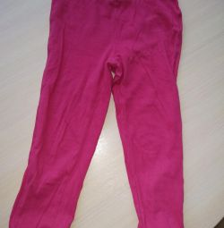 Pants for height 86-92 cm