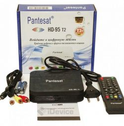 Pantesat hd 95 digital receiver