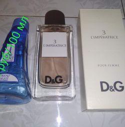 Dolce & Gabbana 3 L'Imperatrice (αυτοκράτειρα)