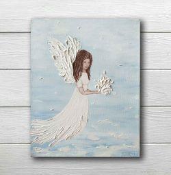 Ζωγραφική στο νηπιαγωγείο Άγγελος