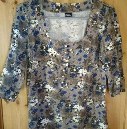 Bluză de bumbac pentru femei