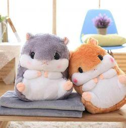 3 in 1 hamster