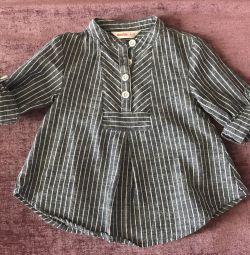 Παιδικό φόρεμα / πουκάμισο