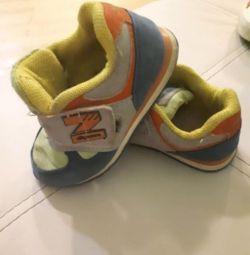 Ανδρικά παπούτσια 24 μεγέθη