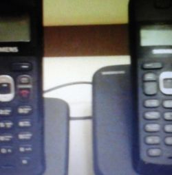 Radyo telefonu SIEMENS AS 180 (Almanya)