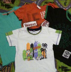 Μπλουζάκια (Σετ)