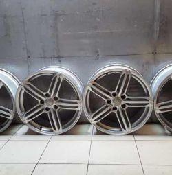 R18 Audi A4 B7 rims