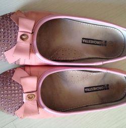 Παπούτσια για μπαλέτο, Ochestra