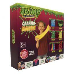 Великий набір для дівчаток Slime