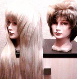 Φυσική περούκα