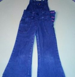 Jeans comb for girl