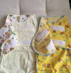 Diaper Envelopes