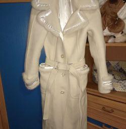 Χειμερινό παλτό 44