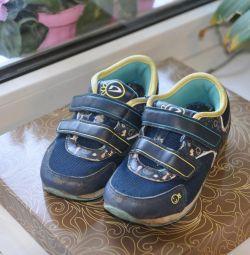 πάνινα παπούτσια 18 cm