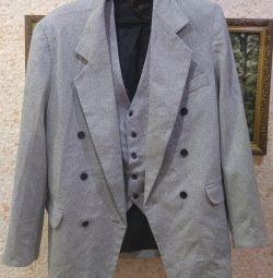 Jacket new.
