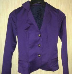 Το μπουφάν είναι μοβ p.42