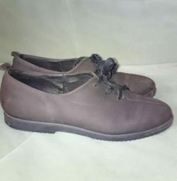 Χαμηλά παπούτσια (γνήσιο δέρμα)
