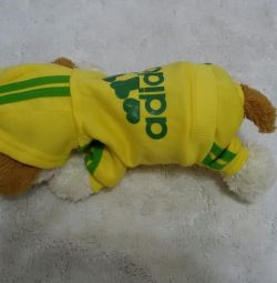 Suit for dogs (fleece)
