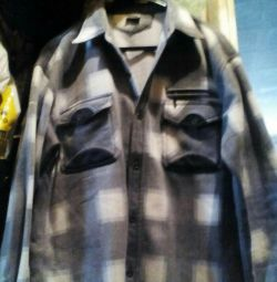 Erkek gömleği, sıcak, ithal, olarak giyilebilir