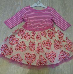 Φόρεμα για παιδιά, 12-18 μήνες