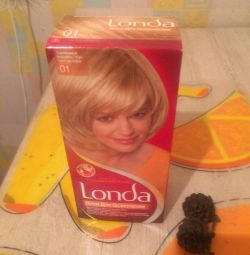 фарба для волосся і засоби по догляду за волоссям