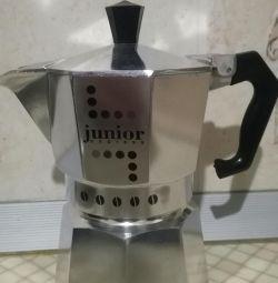 Kahve makinesi geyzernaya