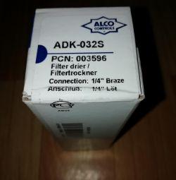 Στεγνωτήρας φίλτρων ADK - 032S