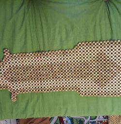 New wooden massage cape cover