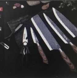 Σετ μαχαιριών