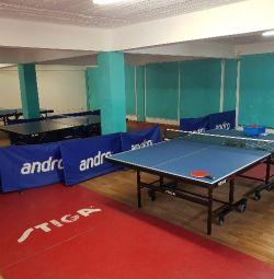 Cursuri de ping-pong