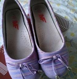 Pantofi pentru fată F.MAKFLY32 rr