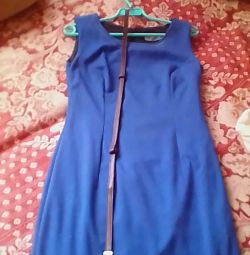 Dress fitted, 44-46 rr