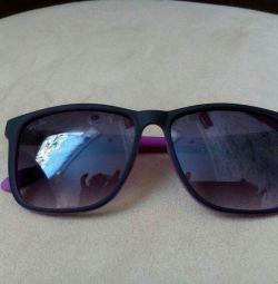 New glasses. Ray. Ban.