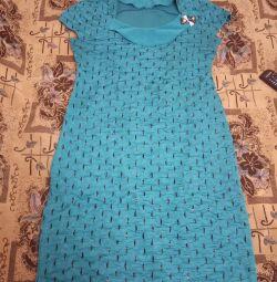 Φόρεμα τεντώστε το μέγεθος 54