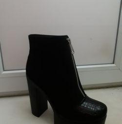 Ανδρικά μπότες νέα 40τ