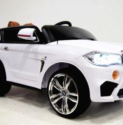 Дитячий електромобіль BMW X5М E002KX Пульт