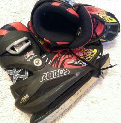 Skate Roces Fuzzy