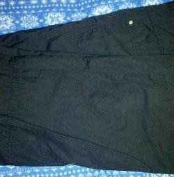 Men's warm trousers outventure